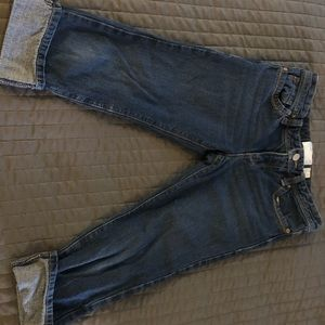 Old Navy Capri Jeans